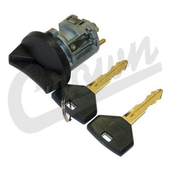Jeep Ignition Cylinder Assembly Part Number 5003845K Suits Jeep, Ram, Dodge & Plymouth See Description For More Info