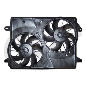 Dodge Fan Module (Radiator Cooling) Part Number 5174358AA Suits Dodge & Chrysler See Description for More Info