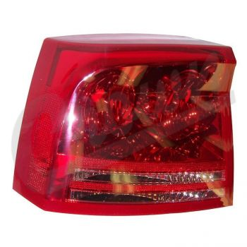 Dodge Tail Lamp (Left) Part Number 5174407AA Suit LX Charger 2006-2008