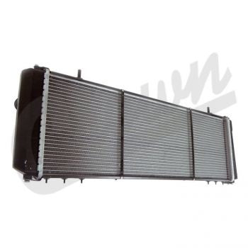 Jeep Radiators - Cherokee Part Number 52003933 Suit Cherokee 1987-1990