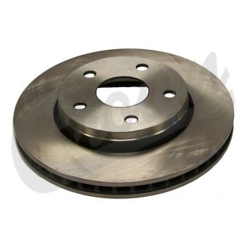 Jeep Brake Rotor (Front) Part Number 52060137AB Suit JK Wrangler 2007-2018