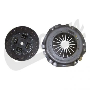 Jeep Pressure Plate & Disc Set Part Number 52107570