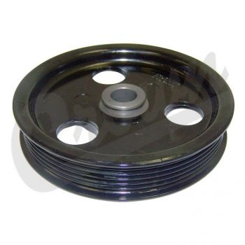 Dodge Power Steering Pump Pulley Part Number 53010258AB Suits Jeep & Dodge See Description For More Info