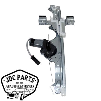 Jeep Window Regulator (Rear Left) Part Number 55394229AG Suit Grand Cherokee WK WH