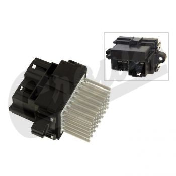 Jeep Blower Motor Module Part Number 68079480AA Suits Jeep & Dodge See Description For More Info