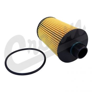 Chrysler OIl Filter Part Number 68109834AA Suits Jeep, Ram & Chrysler See Description For More Info