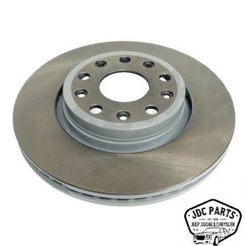 Jeep Brake Rotor (Front) Part Number 68250085AA Suit JL Wrangler 2018-2019