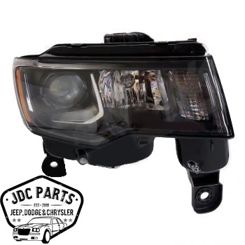 Jeep Headlight (Right) Part Number 68266646AD Suit WK Grand Cherokee 2016-2019