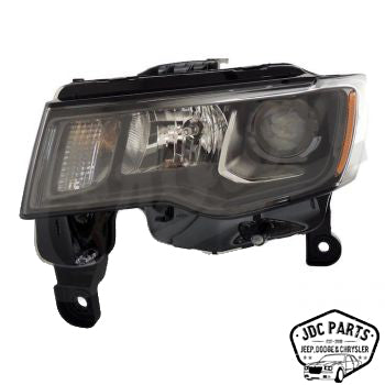 Jeep Headlight (Left) Part Number 68266647AD Suit WK Grand Cherokee 2016-2019