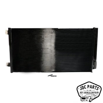 Jeep Air Conditioning A/C Condenser Part Number 68273402AA MP Compass 2017-2019