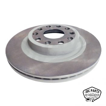 Jeep Brake Rotor (Front) Part Number  68273502AA Suit JL Wrangler 2018-2019