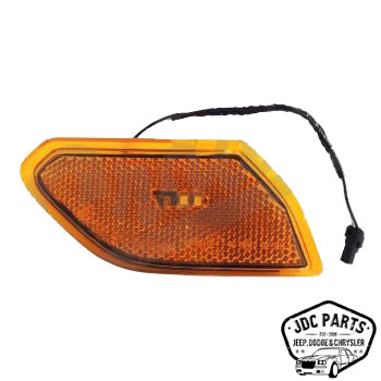 Jeep Side Marker LED Lamp (Right) Part Number 68302120AB Suit Gladiator / Wrangler  JT JL