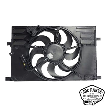 Dodge Cooling Fan Module Part Number 68360299AA Suits Jeep, Ram & Fiat See Description for More Info