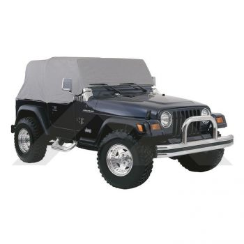 RT Off-Road Cab Cover (CJ7, Wrangler YJ/TJ) Part Number CC10309 Suit Jeep Wrangler TJ YJ CJ-7