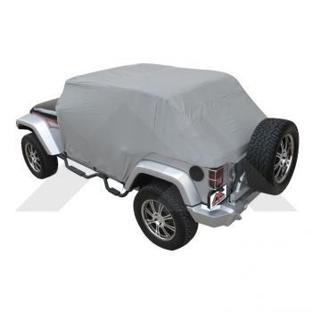 RT Off-Road Cab Cover (Wrangler JK 4-Door - Waterproof) Part Number CC10809 Suit JK Jeep Wrangler 2007-2018