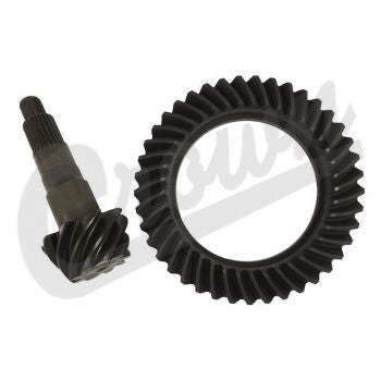 Jeep Ring & Pinion (5.38) Part Number D44JK538F Suit JK Wrangler 2007-2018