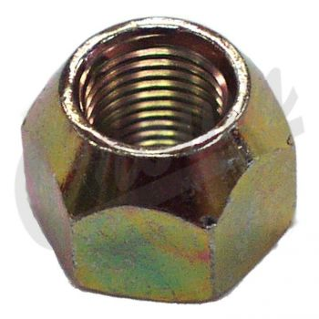 Jeep Wheel Nut Part Number J0636035 Suit Willys / Jeep MB CJ-2A CJ-3A CJ-3B CJ-5 CJ-6 C101 Commando
