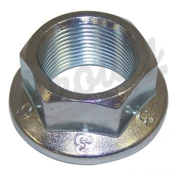 Jeep Pinion Nut or Yoke Nut (Front) Part Number J3182601 Suits Jeep, Vintage Jeep & dodge See Description for More Info