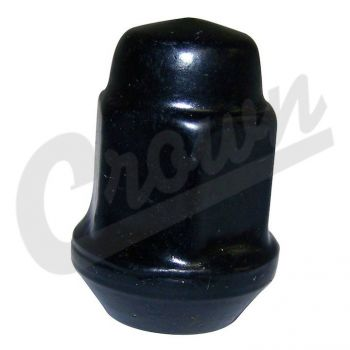 Dodge Lug Nut (Black) Part Number J4006956BLK Suits Jeep, Ram & Dodge See Description For More Info