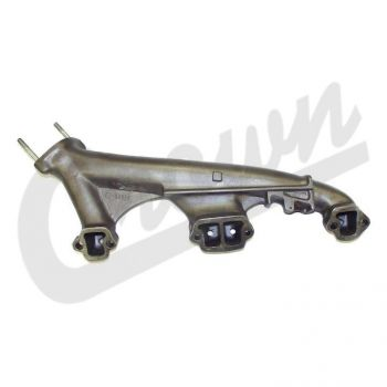Jeep Exhaust Manifold (Right) Part Number J8121274 Suit Jeep CJ-5 CJ-6 CJ-7 CJ-8 SJ & J-Series C104 Commando
