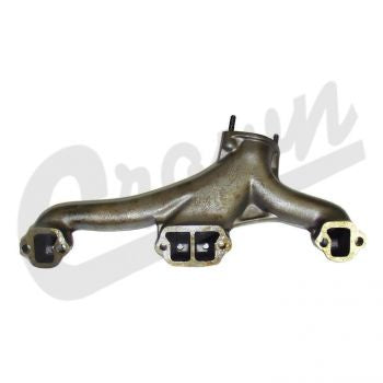 Jeep Exhaust Manifold (Left) Part Number J8122442 Suit Jeep CJ-5 CJ-6 CJ-7 CJ-8 SJ & J-Series C104 Commando