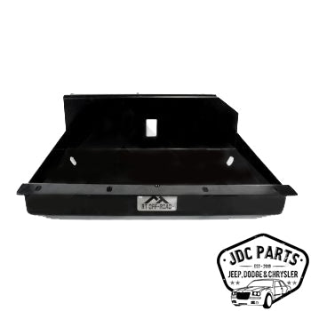 RT Off-Road Fuel Tank Skid Plate (Heavy Duty) Part Number RT20039 Suits Jeep & Vintage Jeep See Description For More Info
