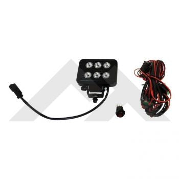 RT Off-Road LED BLock Lamp (4-Inch) Part Number RT28030 Suit Universal Applications