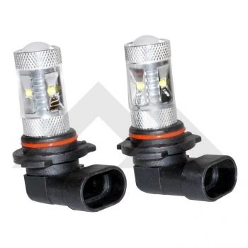 RT Off-Road LED Fog Lamp Bulb Kit Part Number RT28048 Suit Universal Applications