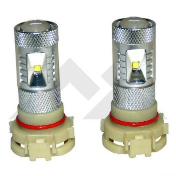 RT Off-Road LED Fog Lamp Bulb Kit Part Number RT28049 Suits Jeep, Dodge, Chrysler & Fiat See Description For More Info