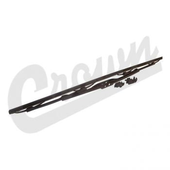 Dodge Wiper Blade (24-Inch) Part Number WB000024AB Suits Jeep, Dodge & Chrysler See Description For More Info