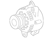ALTERNATOR - Mopar Part Number: 56029914AC Suits: Dodge: Durango Jeep: Grand Cherokee, Cherokee, Liberty
