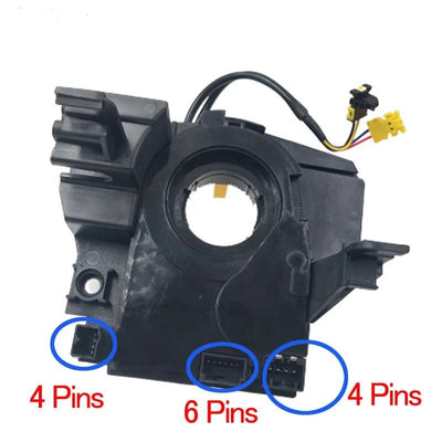 Dodge Avenger Clock Spring with Steering Angle Sensor 3 Plug all Years.