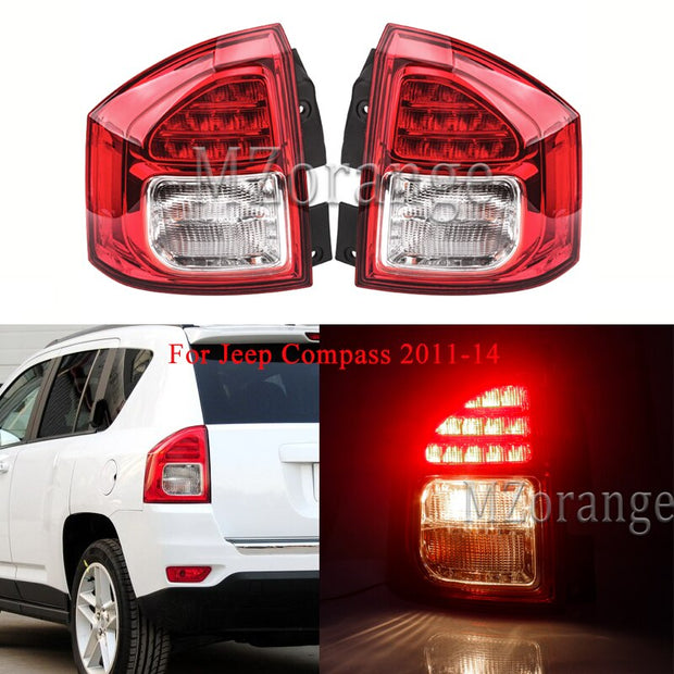 For Jeep Compass 2011-14 Rear Tail lights