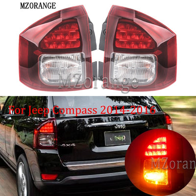 Jeep Compass 2014 2015 2016 Tail Light Lamp Assembly