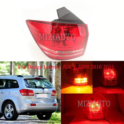 Dodge Journey Tail Light Lamps Outter 2009 2010 2011