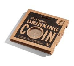 Obligatory 3/4 Drinking Coin packaging shot!