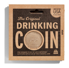 Gift-Ready Drinking Coin Packaging