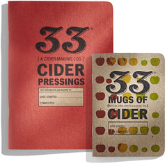 33 Cider Pressings and 33 Ciders