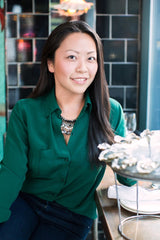 33 Oysters was produced in collaboration with Julie Qiu from In a Half Shell