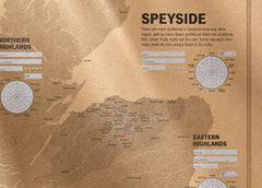 Every active single malt distillery is shown on the map