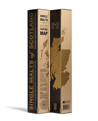 Scotch Tasting Map Packaging