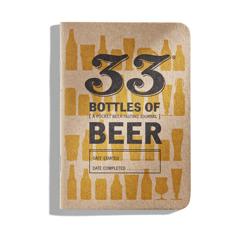 Beer Gifts from 33 Books Co.