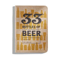 33 Beers: pocket beer journal