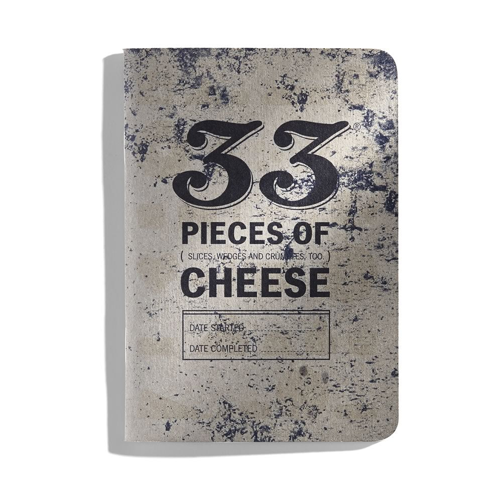 "33 Cheeses - Limited ""Iowa Blue"" Cheese Edition"