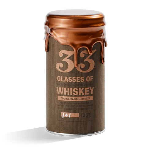 33 Glasses of Whiskey: Double-Barrel Edition
