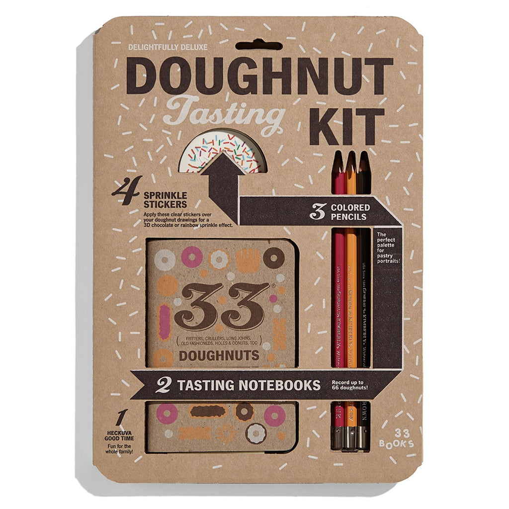 Doughnut Tasting Set - Fun for the Hole Family