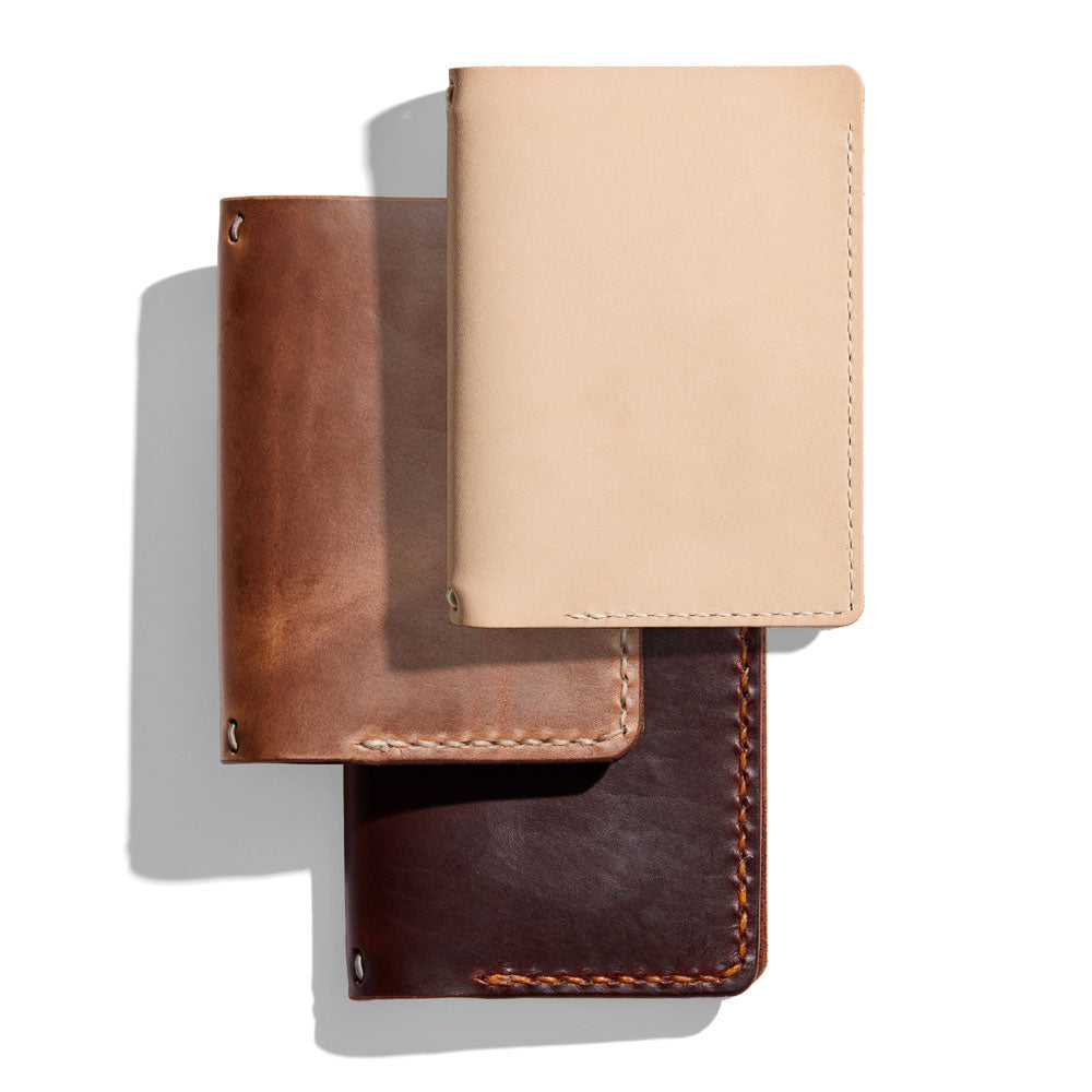 Leather Drinking Wallet