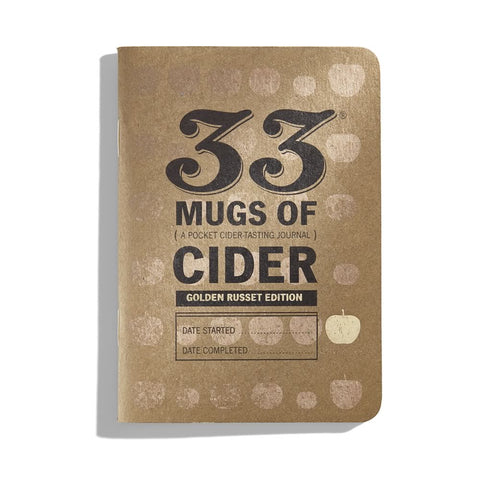 33 Mugs of Cider: Golden Russet Special Edition