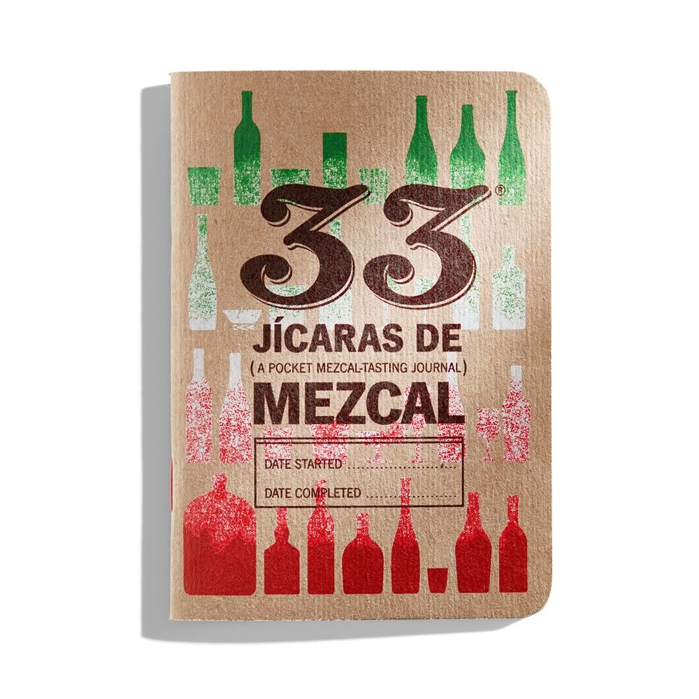 Pocket Mezcal Journal