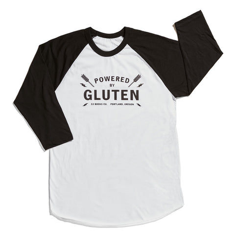 Powered by Gluten T-Shirt